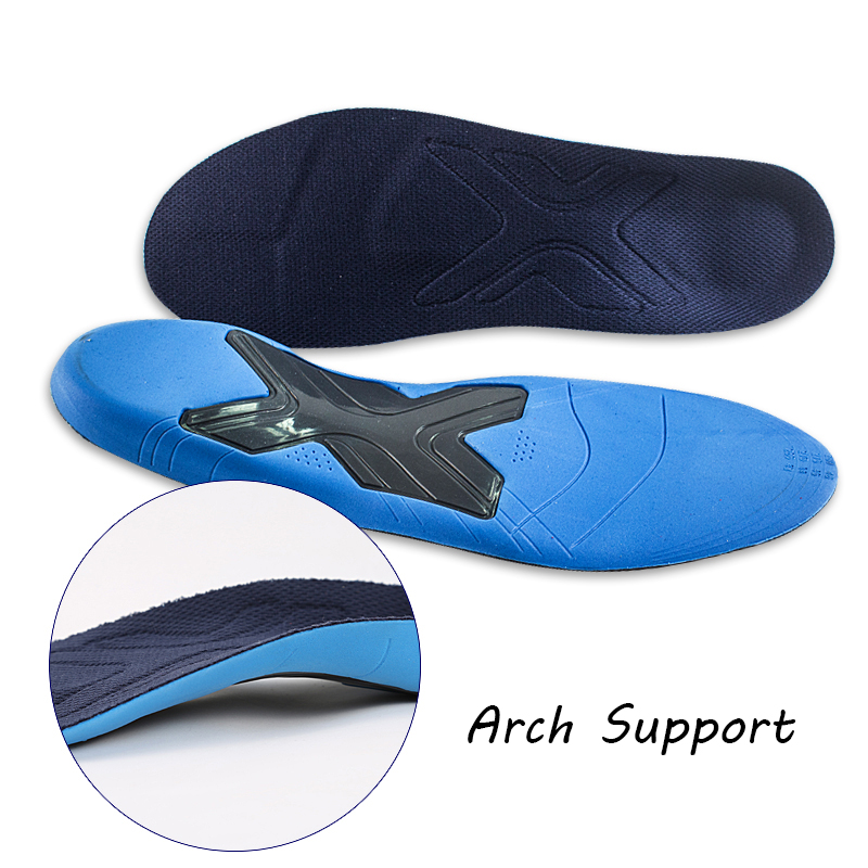 EXPfoot New arrival Full length Athletic grade Arch Support  Insoles Orthotic inserts for men and women sneakers Running work c ts018 new arrival 100g top grade 100