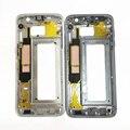 Оригинальный Корпус для Samsung Galaxy S7 edge G935F Ближний Рамка Рамка Пластиной Посередине