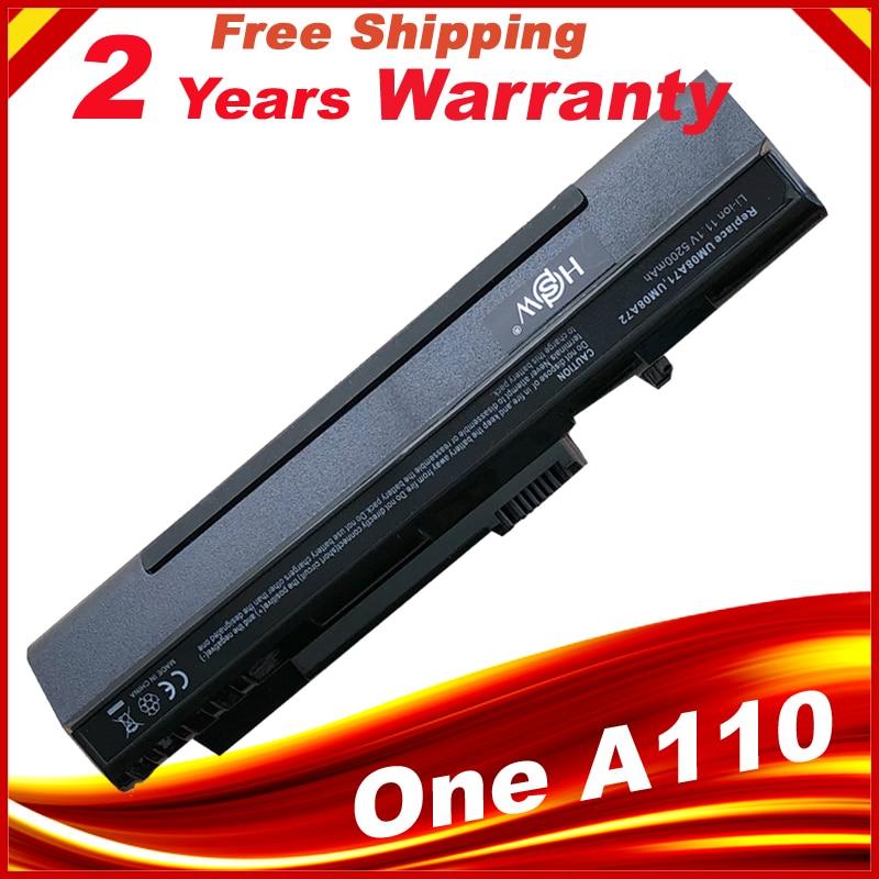 Laptop Battery For Acer Aspire One A110 A150 ZG5 UM08A31 UM08A71 UM08A72 UM08A73 UM08B74