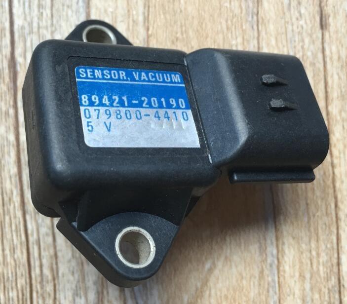 1ks Originální snímače tlaku ve sběrném potrubí Snímače MAP 079800-4410 89421-20190 Vhodné pro Toyota