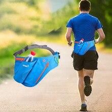 Running Bag Sports Water Bottle Holder Running Belt Waist Ba