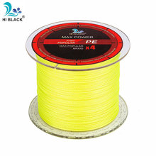 1 PC 4 Strands Japan Multifilament 100% PE Braided Fishing Line 500M 8LB to 80LB Tough and strong fishing line