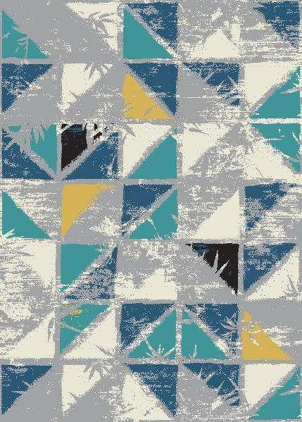 Tapis géométriques nordiques pour salon décor à la maison chambre tapis moderne Table basse tapis étude tapis de sol doux canapé tapis - 4
