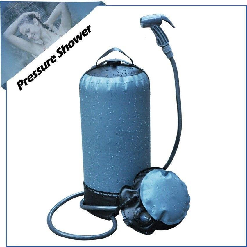 pressure shower water bag 1015l tpu new ecofriendly folding solar outdoor portable