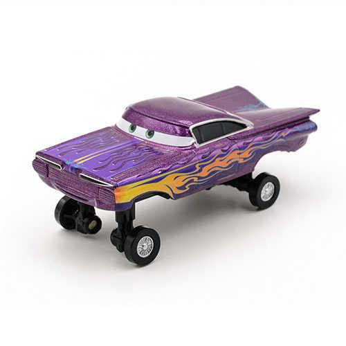 דיסני פיקסאר מכוניות Diecast מתכת דגם רכב גבוהה רגליים ברקים ריימונד צעצועי ילדי מכונית צעצוע יום הולדת מתנה לחג המולד