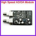 2 шт./лот Высокоскоростной AD/DA Модуль Соответствия FPGA Развития Борту Черного Золота