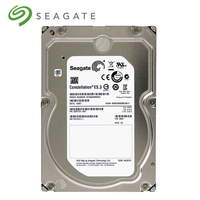 Seagate brand 2TB desktop computer 3.5 enterprise hard disk 6Gb / s 7200 rpm ES.3 128MB buffer (ST2000NM0033)