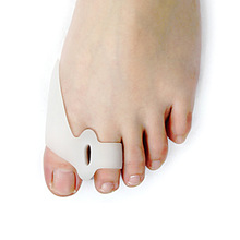 2pcs pedicure Daily Use Silicone Bunions Treatment Appliance Toe Separator Hallux Valgus Corrector Feet Care