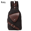 Hot sale 2016 New Multi functional Fashion Men casual backpack male Canvas bag student School bag backpacks travel Shoulder Bag