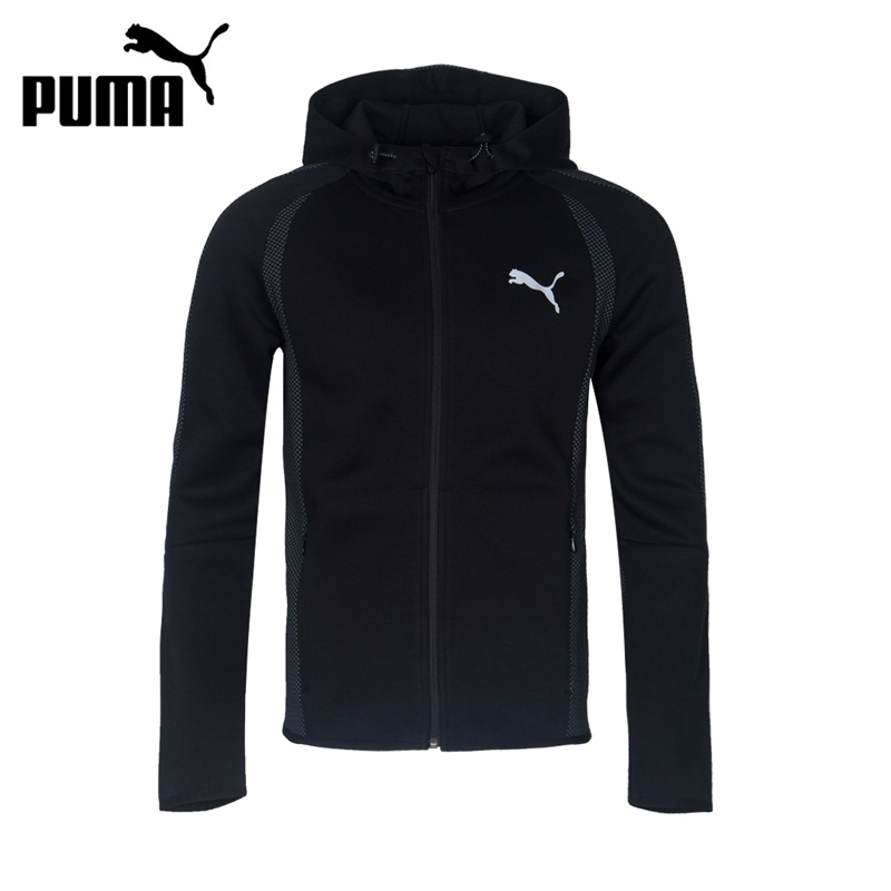Original New Arrival 2017 PUMA Evostripe Ultimate FZ Hoody Men's jacket Hooded Sportswear original new arrival 2018 puma pace primary fz hoody men s jacket sportswear