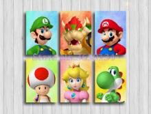 Mario 5D Diy Diamond Embroidery Cartoon Diamond Mosaic Full Diamond Painting Cross Stitch Kits Home Decoration 5d diy full diamond embroidery the movie cartoon mosaic pattern diamond painting cross stitch kits home decor gifts
