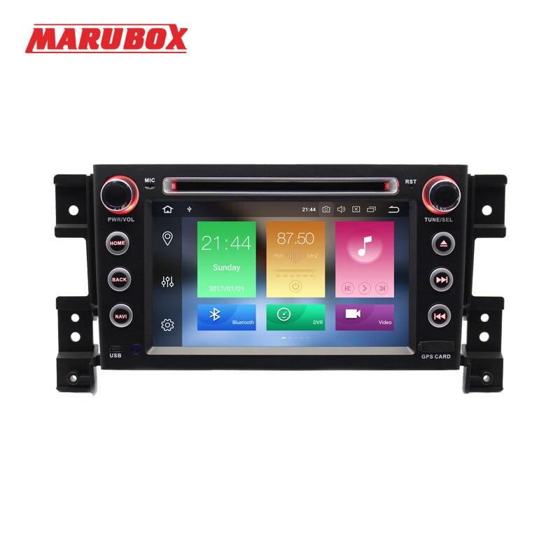 MARUBOX Tête Unité 2Din Android 8.0 4 gb RAM 7 IPS Pour Suzuki Grand Vitara GPS Navi Stéréo Radio voiture Multimédia Lecteur 7A905PX5