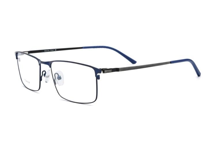 Titane Alliage Sans Vis Lunettes Coréen Lunettes Cadre Hommes Sans Monture Prescription Lunettes Myopie Optique Cadre Oculos De Grau