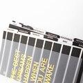 Наполнителя из серии Fromthenon  для журнала Filofax Kikki. k  винтажный Ежедневник для ноутбука A5a6