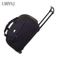 New Waterproof Luggage Bag Thick Style Rolling Suitcase Trolley Luggage Travel Bags Suitcase With Wheels Travel accessories
