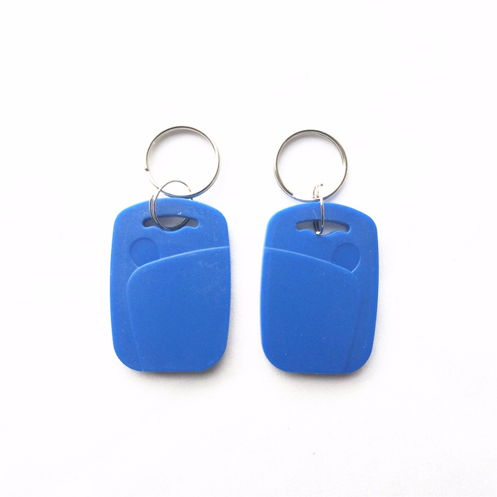 IC+ID Composite Tags Cards Dual Chip Frequency RFID 125KHZ TK4100+13.56MHZ S50 F08 Card