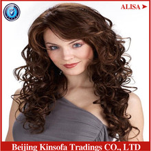 Unprocessed Virgin Brazilian Front Glueless Full Lace Human Hair Wigs Top Quality 130% Density Lace Wigs Free Shipping