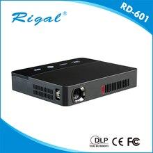 Original ProyectorBluetooth rd-601 DLP Mini Portátil 4.0 HDMI Inteligente Android 4.4 WiFi proyector de Cine En Casa proyector multimedia