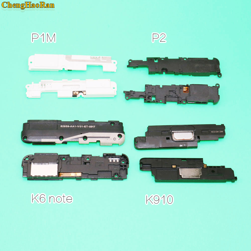 ChengHaoRan 1x For Lenovo P1 P1M P2 K6 Note K910 S939 S60T Buzzer Ringer Loud Speaker Loudspeaker Replacement Repair Spare Parts