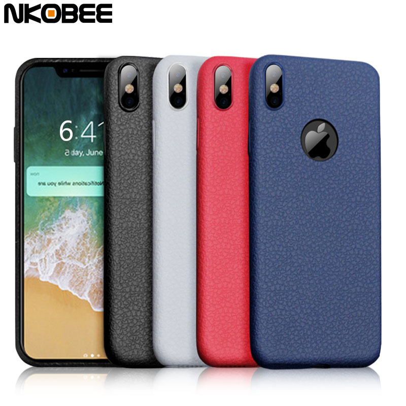 custodia silicone iphone x