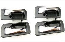 Набор/4 шт., ручки для дверей автомобиля, для Honda NO.4.