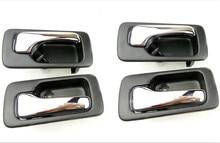 A SET /4 PCS Inside Door Handle for 1990 1992 1993 Honda NO.4 Accord Inside Handle Car Door Handle inside door knob
