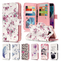 3d flor flip case para coque samsung galaxy a3 2016 case carteira de couro capa para fundas samsung galaxy a3 2016 phone case A310