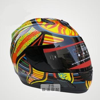 Pełna twarz kask motocyklowy motocross kask jeździecki męska Off Road Downhill DOT zatwierdzony kask wyścigowy kask Capacetes tanie i dobre opinie MALUSHUN Wstrząsoodporny Gąbka Unisex Full Face 1 65kg