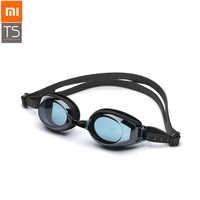 En stock, nouvelles lunettes de natation d'origine Xiaomi TS verre de natation HD Anti-buée 3 souche de nez remplaçable avec joint en Silicone