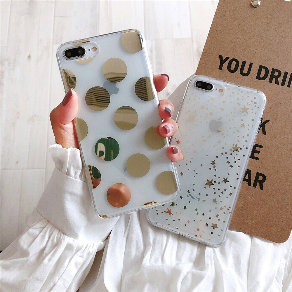 Fashionable Non Slip Apple iPhone Case / Cover 8