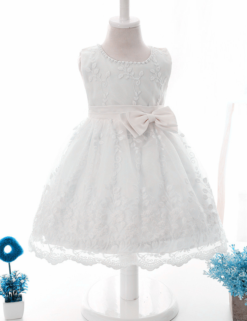keaiyouhuo Baby Girls Christmas Dress Princess Baptism Gown 1 Year ...