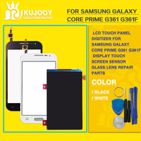 For Samsung Galaxy Core Prime G361 G361H G361F LCD Display Touch Screen Digitizer Sensor Glass With