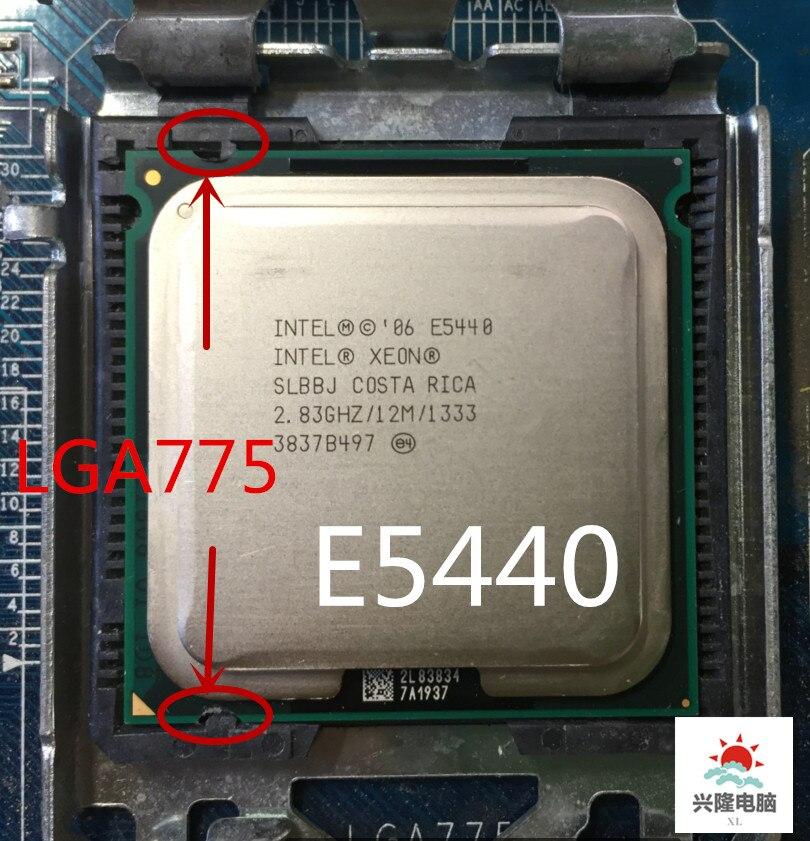 Процессор 775 Xeon E5440