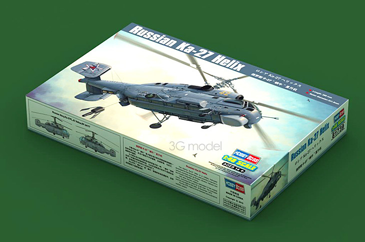 US $55 89 |TRUMPETER HOBBYBOSS scale model 81739 1/48 scale aircraft  RUSSIAN KA 27 HELIX assembly model kits scale helicopter model kits-in  Model