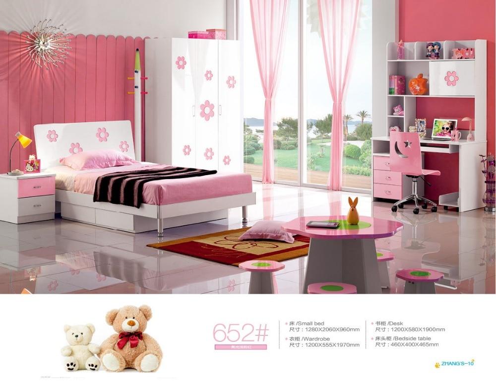 2018 Literas Promotion Special Offer Wood Childrens Bunk Beds With Stairs Lit Enfant Kindergarten Furniture Bedroom Set
