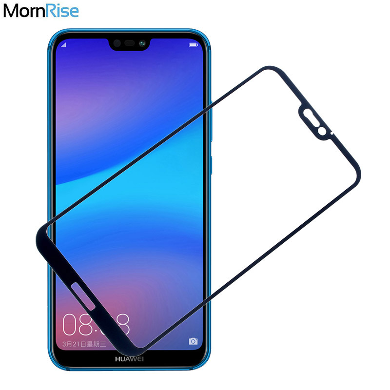 0.26mm Full Cover Tempered Glass Film For Huawei P20 Lite Glass Screen Protector Protective