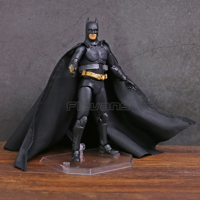 The Dark Night Batman Begins Suit PVC Action Figure Collectible Model Toy