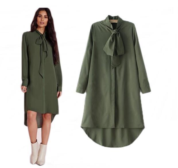 2016 Fashion High Quality Islamism Girl's Top Casual Chiffon Shirt Long Sleeve Blouses Tops For Muslim Women