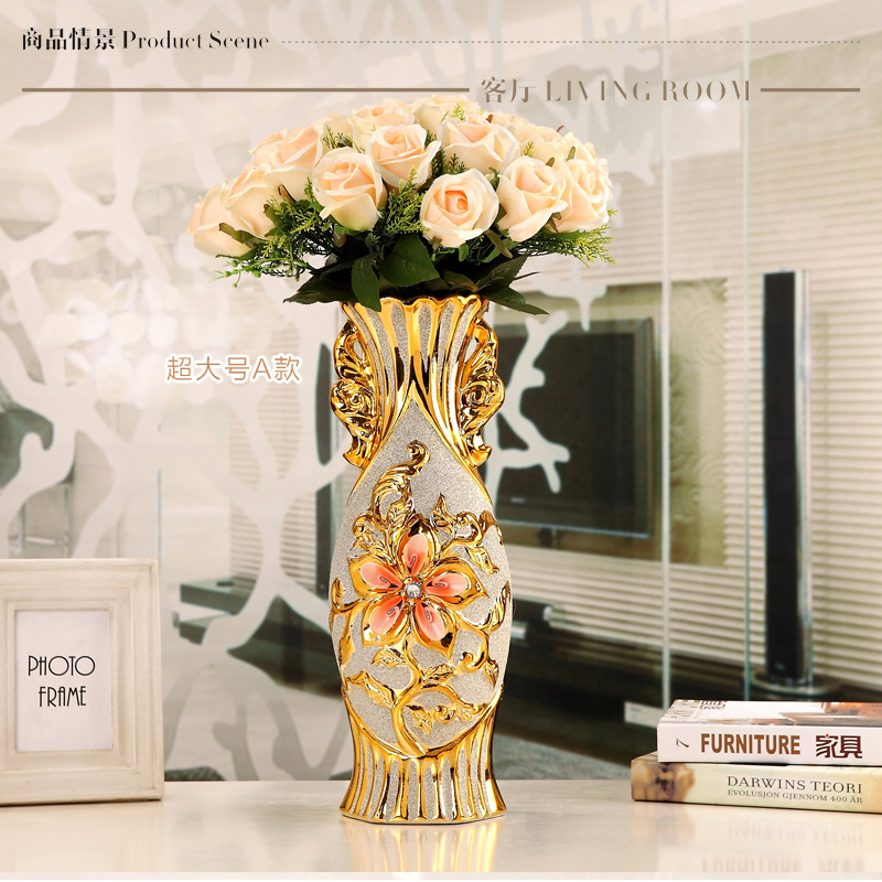Online Buy Wholesale Large Flower Vases From China Large Flower Vases Wholesalers