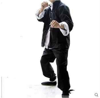 太極拳服唐スーツ綿100%カンフー繁体字中国語服用男性 - SALE ITEM ノベルティ & 特殊用途