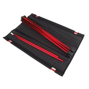 Image 3 - Portable Foldable Folding Table Desk Camping Outdoor Picnic 6061 Aluminium Alloy Ultra light Folding Desk