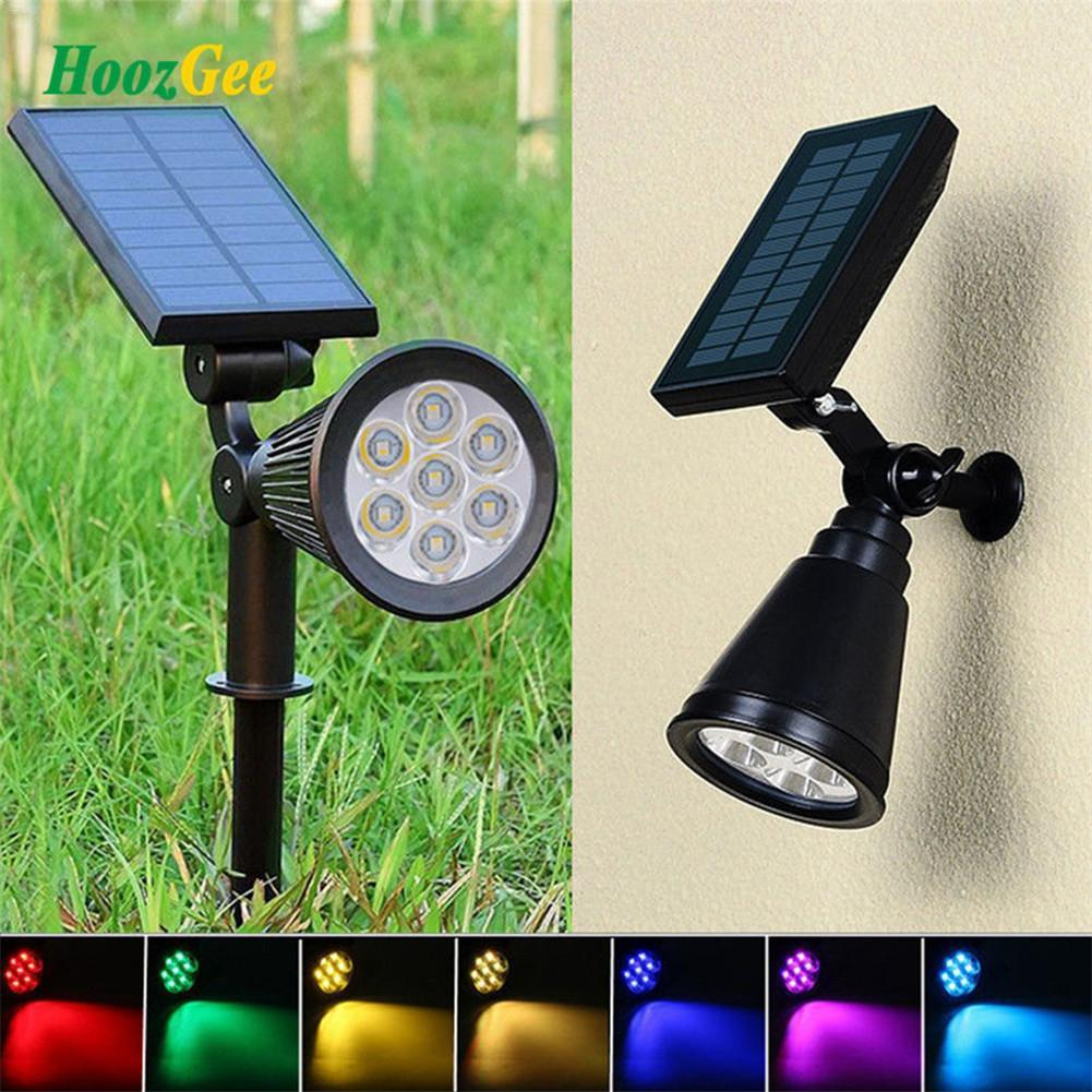 Outdoor Lighting Energetic Smuxi Ip65 10w Led Solar Panel Floodlight Waterproof Outdoor Indoor Garden Courtyard Lights Intelligent Wall Lamp Remote Control Keep You Fit All The Time