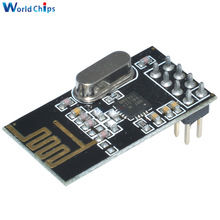 2Pcs Multipoint Communication Control NRF24L01+ 2.4GHz Antenna Wireless Transceiver Module For Arduino