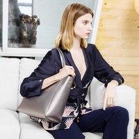 big capacity tote bag women leather handbags high quality ladies hand bags 2020 new fashion shopping bag