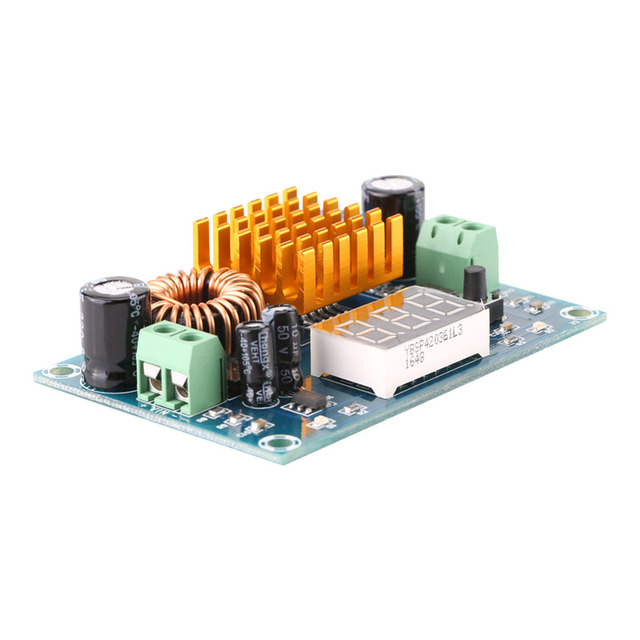 1Pcs 5A DC-DC Boost Module Step Up Converter 3-35V to 5V-45V Power Supply Module Step Up Voltage Converter Wholesale