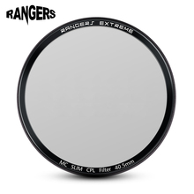 Rangers 43- 49mm 58mm 72mm Ultra Slim CPL Circular Polarizing Filter MC Multi Coating for Canon Nikon DSLR Camera Lens RA052/64