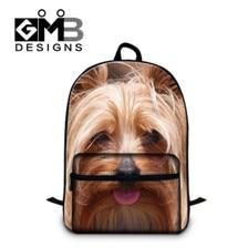 puppy design cotton bag