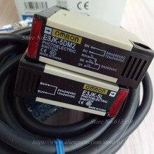 E3JK 5M2 omron feixe fotoelétrico sensor E3JK 5DM2 E3JK 5L nova garantia de alta qualidade para um ano