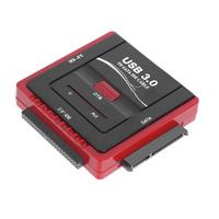 ALLOYSEED USB 3.0 to SATA/IDE Adapter Hard Drive Converter for Universal 2.5/3.5 HDD/SSD Hard Drive Disk