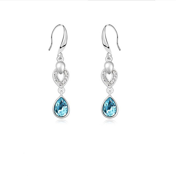 Water Tears Earrings 1